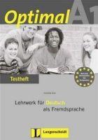 Langenscheidt OPTIMAL A1 TESTHEFT mit AUDIO CD - MUELLER, M., RUSCH, P., S... cena od 365 Kč