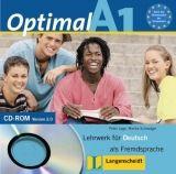 Langenscheidt OPTIMAL A1 INTERACTIVE CD-ROM - MUELLER, M., RUSCH, P., SCHE... cena od 509 Kč