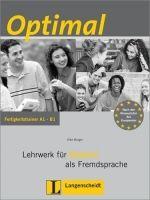 Langenscheidt OPTIMAL A1-B1 FERTIGKEITSTRAINER BUCH mit AUDIO-CD - BURGER,... cena od 281 Kč