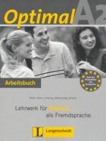 Langenscheidt OPTIMAL A2 ARBEITSBUCH mit CD - MUELLER, M., RUSCH, P., SCHE... cena od 297 Kč
