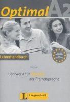 Langenscheidt OPTIMAL A2 LEHRERHANDBUCH mit CD-ROM - MUELLER, M., RUSCH, P... cena od 390 Kč