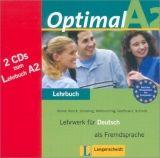 Langenscheidt OPTIMAL A2 AUDIO CDs /2/ zum LEHRBUCH - MUELLER, M., RUSCH, ... cena od 393 Kč