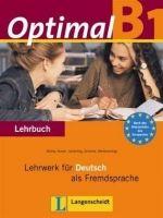 Langenscheidt OPTIMAL B1 LEHRBUCH - MUELLER, M., RUSCH, P., SCHERLING, T. cena od 373 Kč