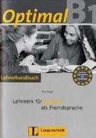 Langenscheidt OPTIMAL B1 LEHRERHANDBUCH mit CD-ROM - MUELLER, M., RUSCH, P... cena od 390 Kč