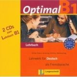 Langenscheidt OPTIMAL B1 AUDIO CDs /2/ zum LEHRBUCH - MUELLER, M., RUSCH, ... cena od 393 Kč