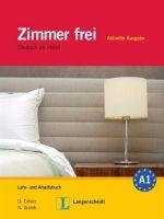 Langenscheidt ZIMMER FREI AKTUELLE AUSGABE LEHRBUCH und ARBEITSBUCH mit AU... cena od 552 Kč