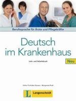 Langenscheidt DEUTSCH IM KRANKENHAUS NEU LEHRBUCH und ARBEITSBUCH - FIRNHA... cena od 552 Kč