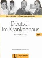 Langenscheidt DEUTSCH IM KRANKENHAUS NEU LEHRERHANDREICHUNGEN - FIRNHABER,... cena od 288 Kč