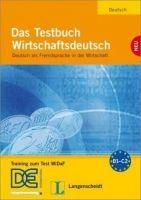 Langenscheidt WIRTSCHAFTSDEUTSCH DAS TESTBUCH mit AUDIO CD - THIELE, P., R... cena od 509 Kč