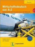 Langenscheidt WIRTSCHAFTSDEUTSCH von A-Z LEHRBUCH und ARBEITSBUCH - BUHLMA... cena od 509 Kč