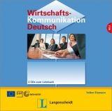 Langenscheidt WIRTSCHAFTSKOMMUNIKATION NEU AUDIO CDs /2/ - EISMANN, V. cena od 451 Kč