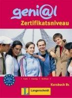 Langenscheidt GENIAL B1 KURSBUCH - FUNK, H., KOITMAN, U., KOENIG, M. cena od 339 Kč