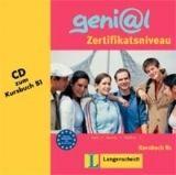 Langenscheidt GENIAL B1 AUDIO CD zum KURSBUCH - FUNK, H., KELLER, S., KOIT... cena od 339 Kč