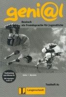 Langenscheidt GENIAL A1 TESTHEFT mit AUDIO CD - FUNK, H. cena od 390 Kč