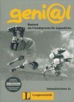 Langenscheidt GENIAL A1 INTENSIVTRAINER - FUNK, H., ROHRMANN, L., KOENIG, ... cena od 171 Kč