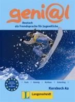 Langenscheidt GENIAL A2 KURSBUCH - FUNK, H., ROHRMANN, L., KOENIG, M. cena od 339 Kč