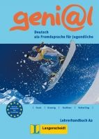 Langenscheidt GENIAL A2 LEHRERHANDREICHUNGEN - FUNK, H., ROHRMANN, L., KOE... cena od 467 Kč