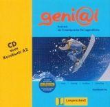 Langenscheidt GENIAL A2 AUDIO CD zum KURSBUCH - FUNK, H. cena od 339 Kč