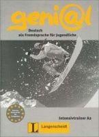 Langenscheidt GENIAL A2 INTENSIVTRAINER - FUNK, H., ROHRMANN, L., KOENIG, ... cena od 220 Kč