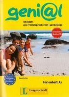Langenscheidt GENIAL A1 FERIENHEFT mit AUDIO CD - KELLER, S. cena od 195 Kč