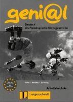 Langenscheidt GENIAL A1 ARBEITSBUCH + CD - FUNK, H., ROHRMANN, L., KOENIG,... cena od 339 Kč