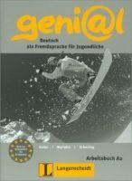 Langenscheidt GENIAL A2 ARBEITSBUCH + CD - FUNK, H., ROHRMANN, L., KOENIG,... cena od 262 Kč