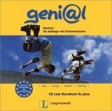 Langenscheidt GENIAL A1 PLUS CD zum KURSBUCH - FUNK, H., KOENIG, M., KOITH... cena od 321 Kč