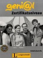 Langenscheidt GENIAL B1 ARBEITSBUCH + CD - FUNK, H., KELLER, S., KOITHAN, ... cena od 339 Kč