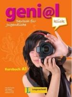Langenscheidt GENIAL KLICK A1 KURSBUCH mit AUDIO CDs /2/ - KOENIG, M., SCH... cena od 297 Kč
