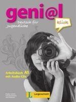 Langenscheidt GENIAL KLICK A1 ARBEITSBUCH mit AUDIO CDs /2/ - FRÖHLICH, B.... cena od 254 Kč