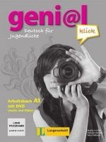 Langenscheidt GENIAL KLICK A1 ARBEITSBUCH mit DVD-ROM - FRÖHLICH, B., FUNK... cena od 301 Kč