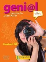 Langenscheidt GENIAL KLICK A2 KURSBUCH mit AUDIO CDs /2/ - FRÖHLICH, B., K... cena od 314 Kč