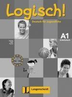 Langenscheidt LOGISCH! A1 ARBEITSBUCH mit AUDIO CD - FLEER, S., SCHURIG, C... cena od 314 Kč