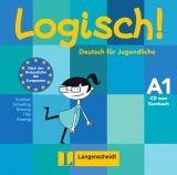 Langenscheidt LOGISCH! A1 AUDIO CD zum KURSBUCH - FLEER, S., SCHURIG, C., ... cena od 339 Kč