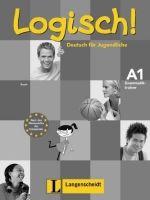 Langenscheidt LOGISCH! A1 GRAMMATIKTRAINER - FLEER, S., SCHURIG, C., RUSCH... cena od 190 Kč