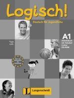 Langenscheidt LOGISCH! A1 ARBEITSBUCH mit AUDIO CD und VOKABELTRAINER CD-R... cena od 467 Kč