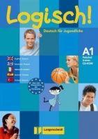Langenscheidt LOGISCH! A1 VOKABELTRAINER CD-ROM - FLEER, S., SCHURIG, C., ... cena od 365 Kč