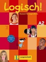 Langenscheidt LOGISCH! A2 KURSBUCH - FLEER, S., SCHURIG, C., RUSCH, P. cena od 339 Kč