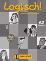 Langenscheidt LOGISCH! A2 ARBEITSBUCH mit AUDIO CD - FLEER, S., SCHURIG, C... cena od 331 Kč