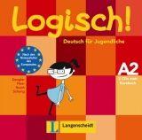 Langenscheidt LOGISCH! A2 AUDIO CDs /2/ zum KURSBUCH - FLEER, S., SCHURIG,... cena od 390 Kč