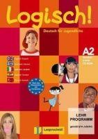 Langenscheidt LOGISCH! A2 VOKABELTRAINER CD-ROM - DENGLER, S., FLEER, S., ... cena od 355 Kč