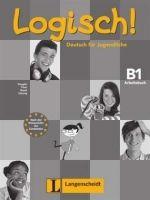 Langenscheidt LOGISCH! B1 ARBEITSBUCH mit AUDIO CD - DENGLER, S., FLEER, S... cena od 268 Kč