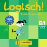 Langenscheidt LOGISCH! B1 AUDIO CDs /2/ zum KURSBUCH - DENGLER, S., FLEER,... cena od 339 Kč