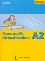 Langenscheidt GRAMMATIK INTENSIVTRAINER A2 - LEMCKE, C. cena od 212 Kč