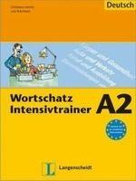 Langenscheidt WORTSCHATZ INTENSIVTRAINER A2 - LEMCKE, CH., ROHRMANN, L. cena od 212 Kč