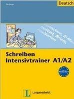 Langenscheidt SCHREIBEN INTENSIVTRAINER A1/A2 - BURGER, E. cena od 246 Kč