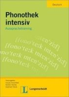 Langenscheidt PHONOTHEK INTENSIV arbeitsbuch - STOCK, R., HIRSCHFELD, U., ... cena od 262 Kč