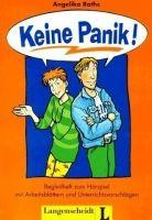 Langenscheidt KEINE PANIK! BEGLEITHEFT - RATHS, A. cena od 424 Kč