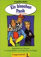 Langenscheidt EIN BISSCHEN PANIK BEGLEITHEFT - RATHS, A. cena od 424 Kč
