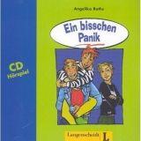 Langenscheidt EIN BISSCHEN PANIK AUDIO CDs /2/ - RATHS, A. cena od 424 Kč